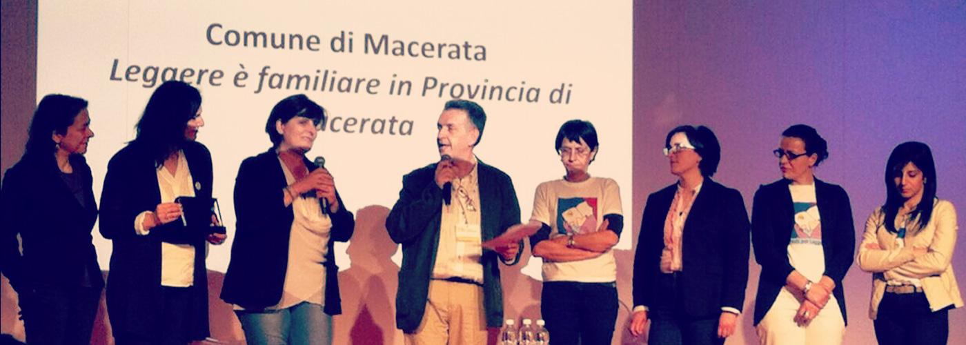 """Premio """"Nati per Leggere"""" VII edizione al Salone del Libro di Torino"""