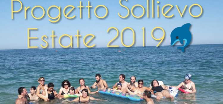 Progetto Sollievo Estate 2019